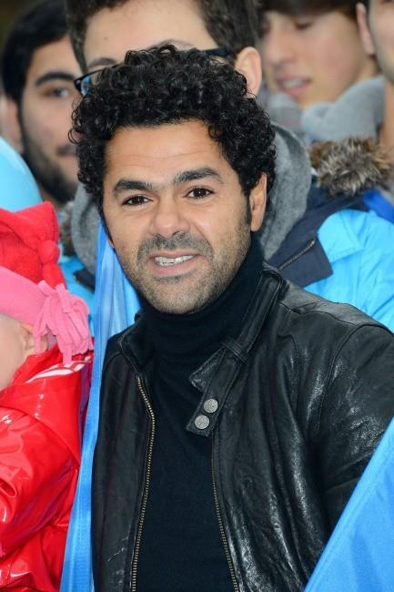 Jamel Debbouze le 18 novembre 2012 à Paris