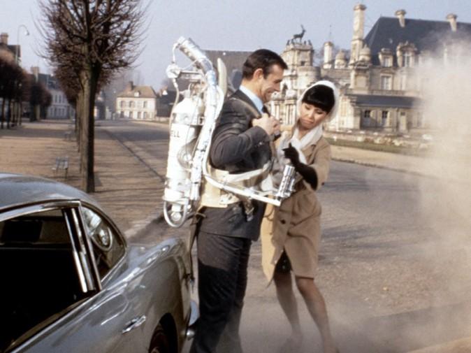 Maryse Guy Mitsouko dans Opération Tonnerre (1965)