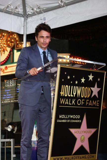James Franco le 7 mars 2013 à Los Angeles