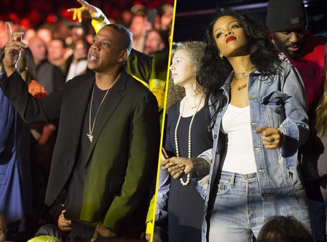 Jay-Z et Rihanna : r�unis pour faire le show !