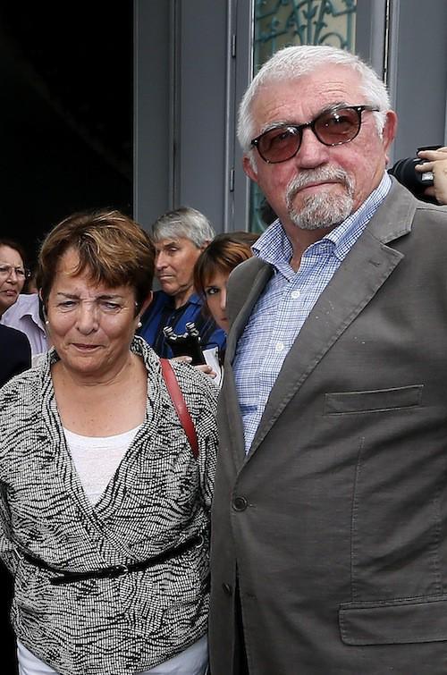 Les parents de Jean Dujardin