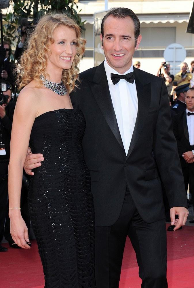 Un couple glamour sur le red carpet