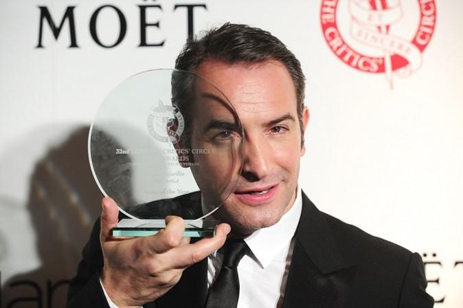 Acteur de l'année aux Critics' Circle Film Awards, à Londres