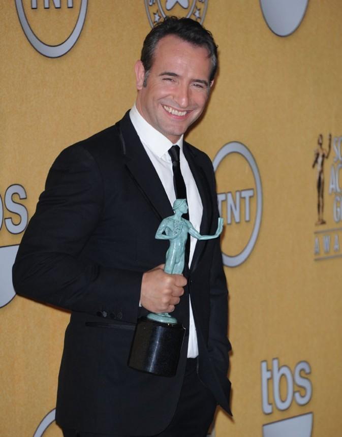 Son dernier prix en date, meilleur acteur aux SAG Awards