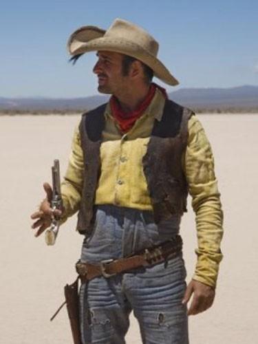 Lucky Luke, l'homme qui tire plus vite que son ombre
