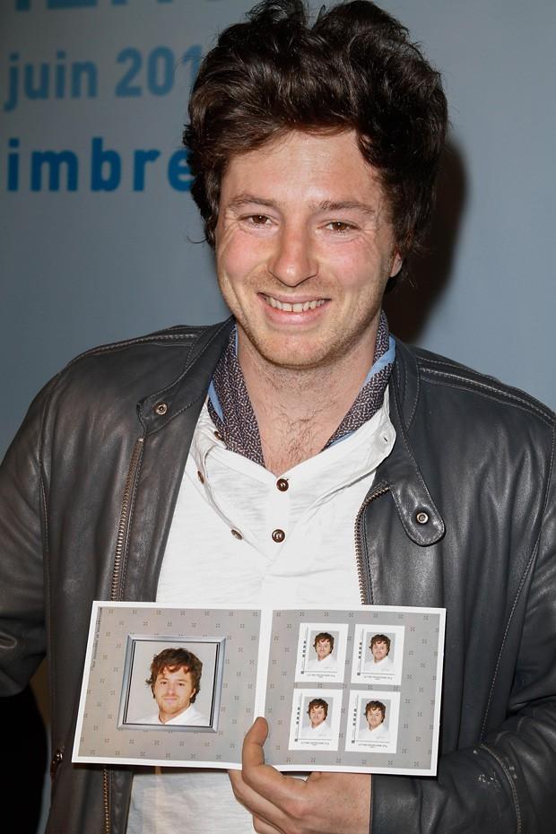 Jean Imbert (Top Chef) au Salon du Timbre le 13 juin 2012
