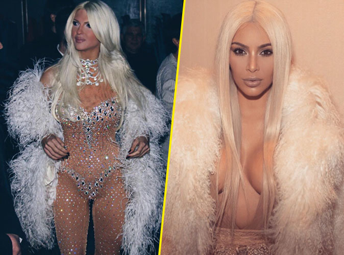 Jelena Karleusa : elle se moque de Kim Kardashian qui lui a encore volé son style !