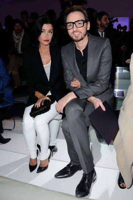 Jenifer et Christophe Willem le 4 mars 2013 à Paris