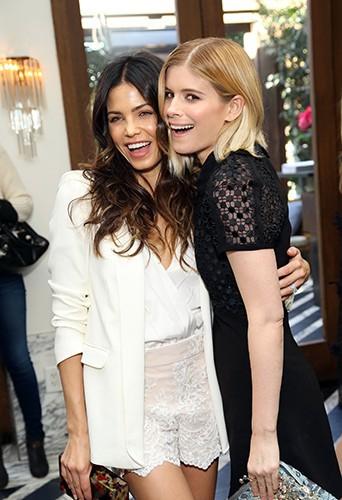 Kate Mara et Jenna Dewan-Tatum à Los Angeles le 25 février 2014