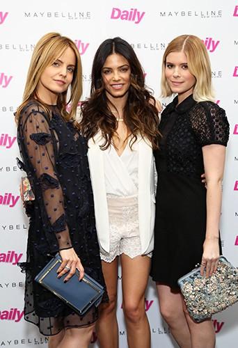 Mena Suvari, Jenna Dewan-Tatum et Kate Mara à Los Angeles le 25 février 2014