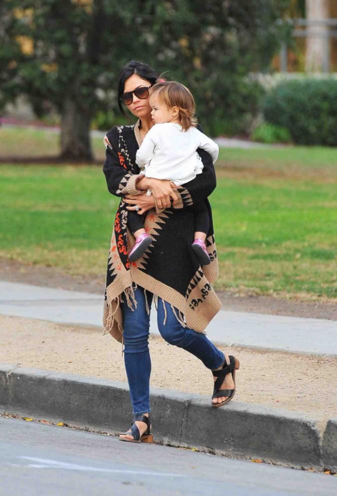 Jenna Dewan : avec sa fille, elle sont aussi craquantes l'une que l'autre !