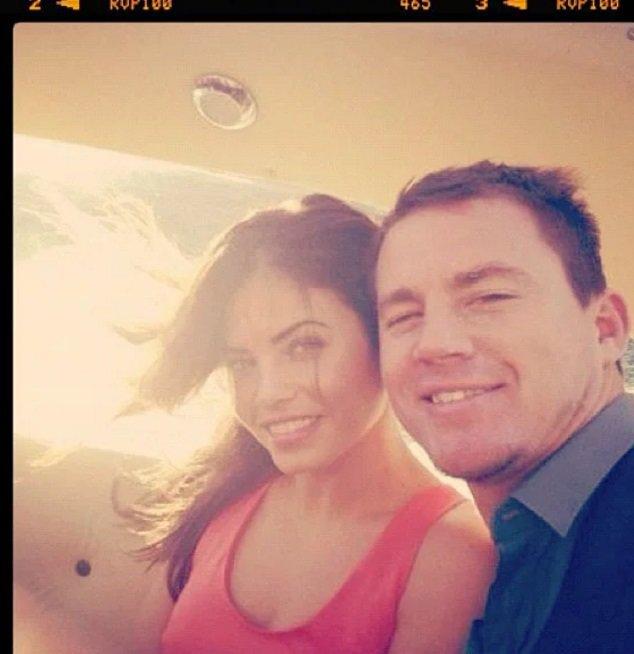 Channing Tatum et Jenna Dewan se sont mariés il y a déjà 7 ans