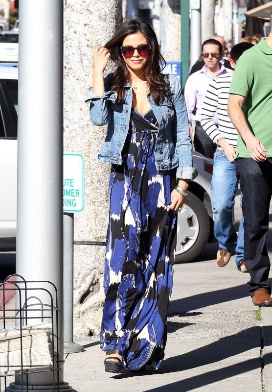 Jenna Dewan, Beverly Hills, 18 janvier 2013