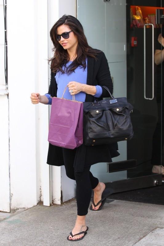 Jenna Dewan, Londres, 9 mai 2013.