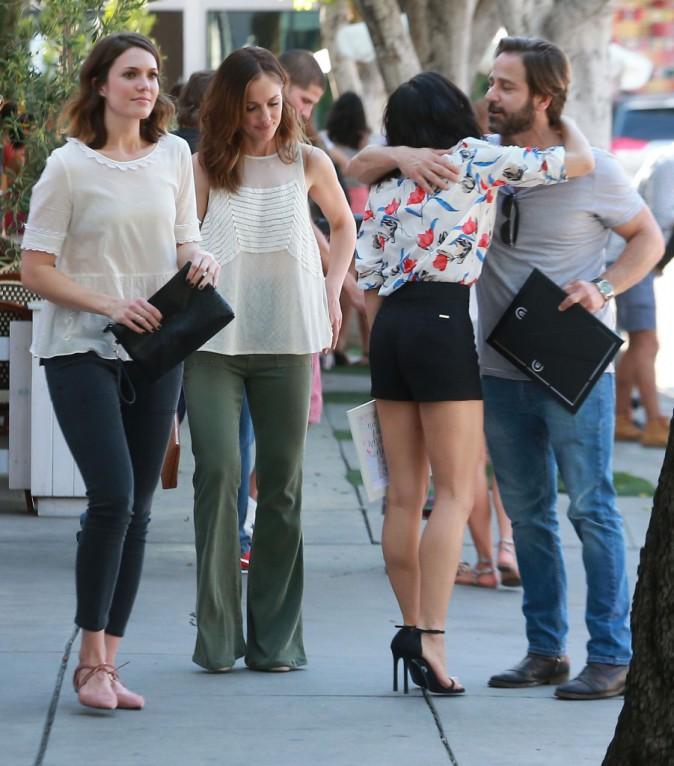 Jenna Dewan-Tatum, Mandy Moore et Minka Kelly le 14 mars 2015