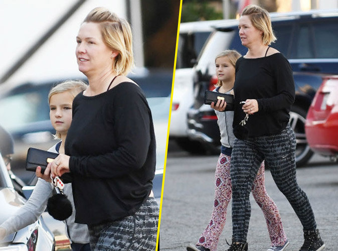 Jennie Garth (Beverly Hills) est enceinte de son 4ème enfant !