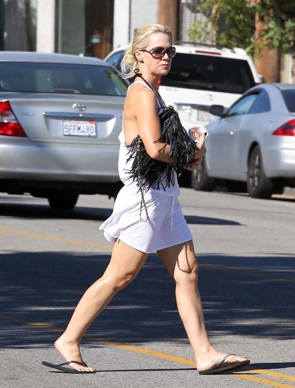Jennie Garth le 29 octobre 2012 à Sherman Oaks