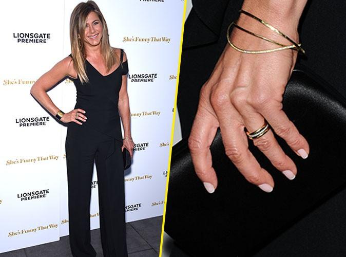 Jennifer Aniston le 19 août 2015