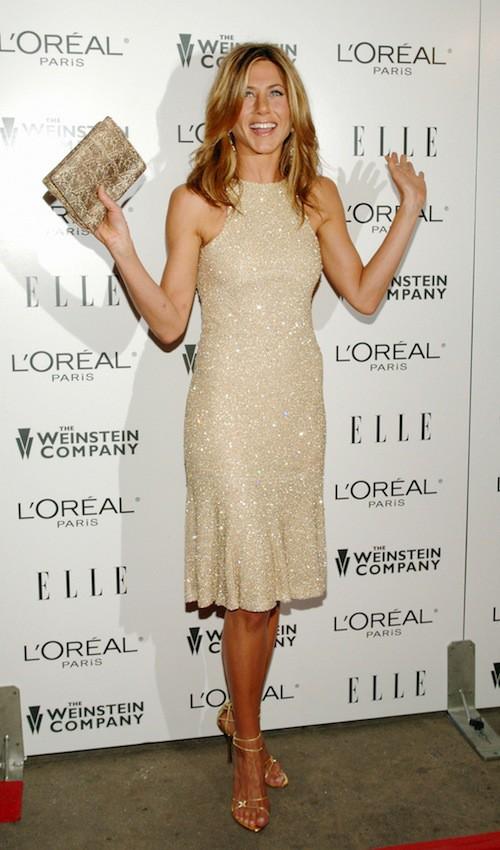 Quelques semaines à peine après son divorce avec Brad Pitt, Jennifer fait bien illusion!