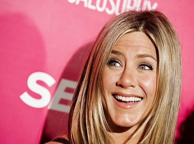 Jennifer Aniston à Los Angeles le 30 avril 2013