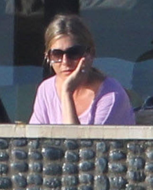 Jennifer Aniston le 2 décembre 2013 à Cabo San Lucas