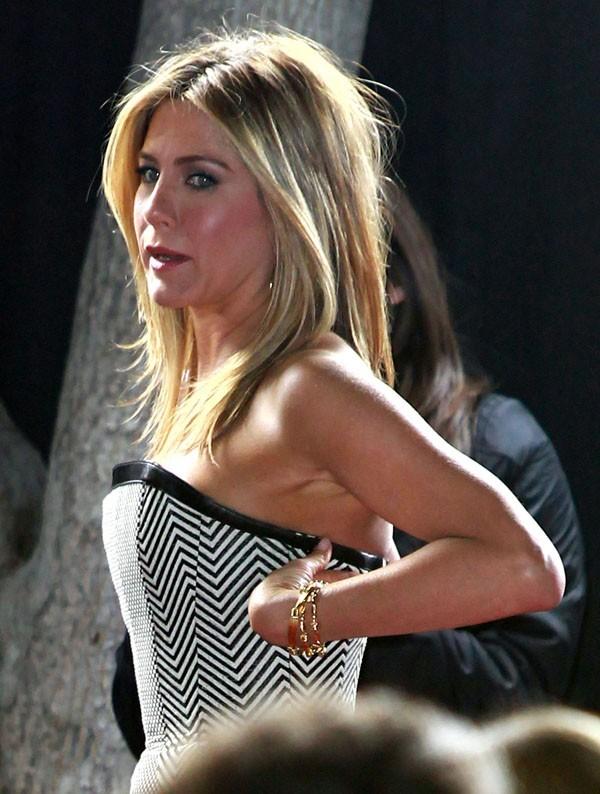 Elle ne remettra surement pas cette robe Tom Ford ?