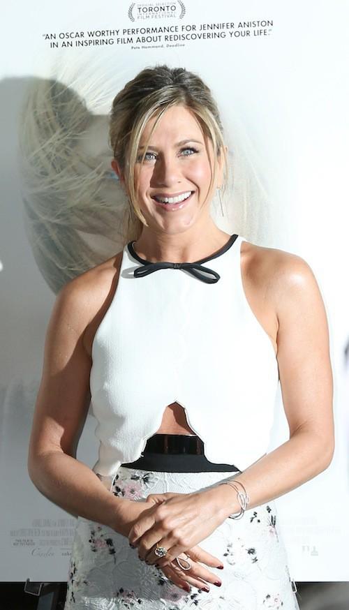 Photos : Jennifer Aniston : fraîche, lumineuse et prête pour la course à l'Oscar !