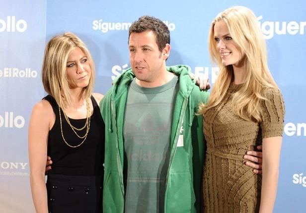Quel beau trio !