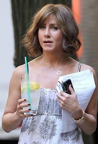 Jennifer Aniston à New-York le 18 juillet 2013