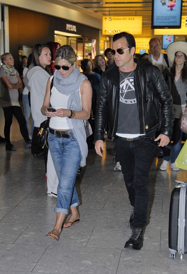 Depuis que les chemins de Jennifer et Justin se sont croisés, ils ne se quittent plus !