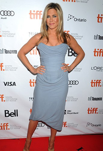 Jennifer Aniston à Toronto le 14 septembre 2013