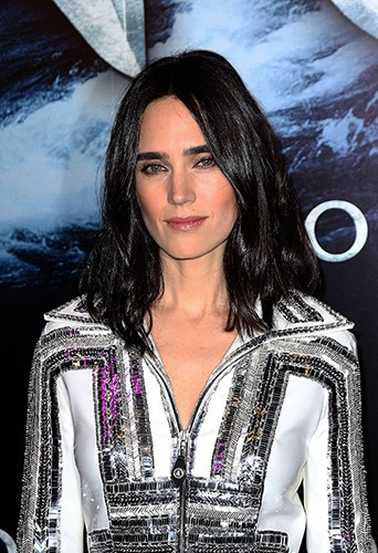 Jennifer Connelly à Paris le 1er avril 2014