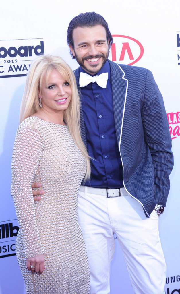Britney Spears et Charlie Ebersol