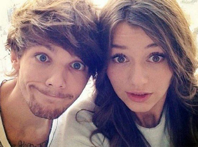 Louis Tomlinson et Eleanor Calder