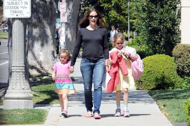 Jennifer Garner, enceinte ?