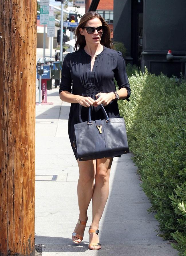Jennifer Garner le 2 août 2012 à Los Angeles