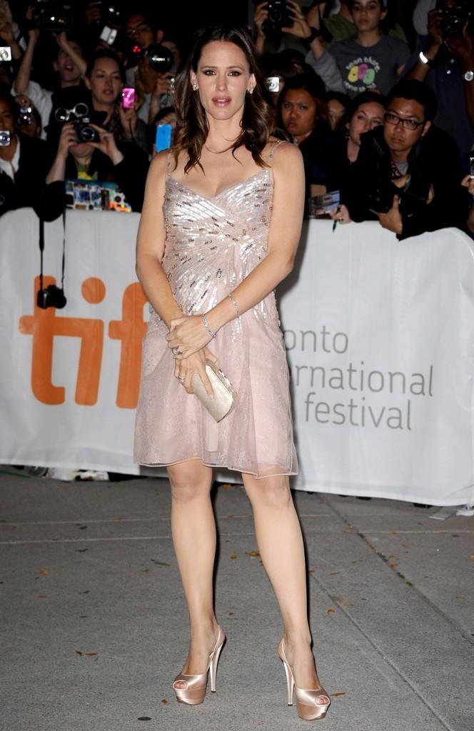 Jennifer Garner lors de la première du film Butter durant le Festival du Film de Toronto, le 13 septembre 2011.