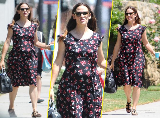 Jennifer Garner enceinte ? Les photos qui sèment le doute !