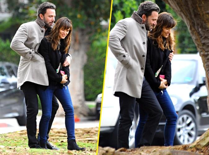 Ben Affleck et Jennifer Garner le 11 décembre 2014