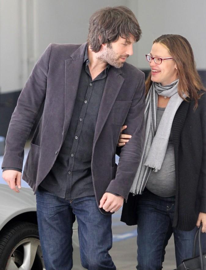 Jennifer et Ben forment le couple le plus attendrissant d'Hollywood...