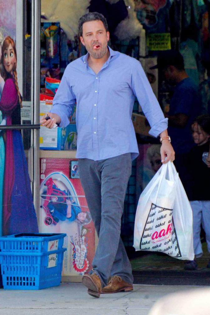 Jennifer Garner et Ben Affleck : pour leurs filles il y a une règle d'or, après l'effort c'est le réconfort !