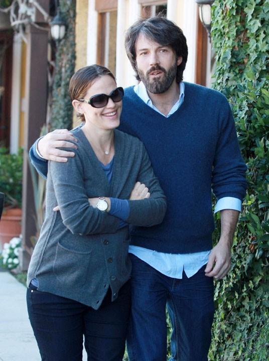Jen et Ben ont vécu ensemble cette grosssesse