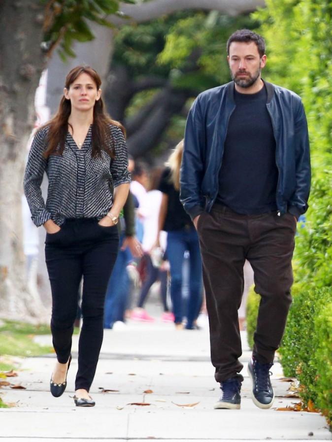 Jennifer Garner et Ben Affleck : Séparation ou simple déménagement ?