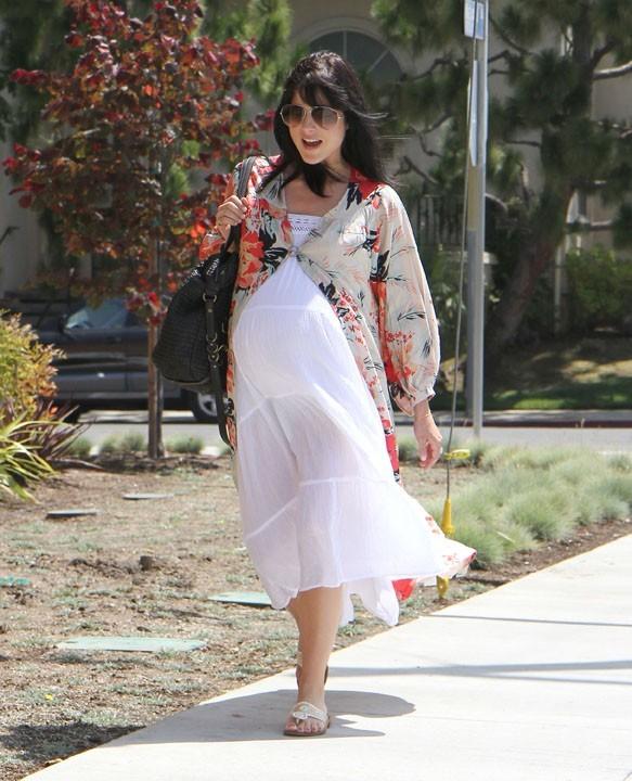 Selma Blair, enceinte en 2011 !