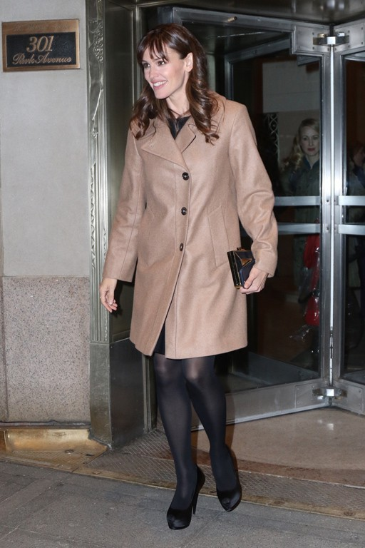 Jennifer Garner à New-York le 2 mars 2015