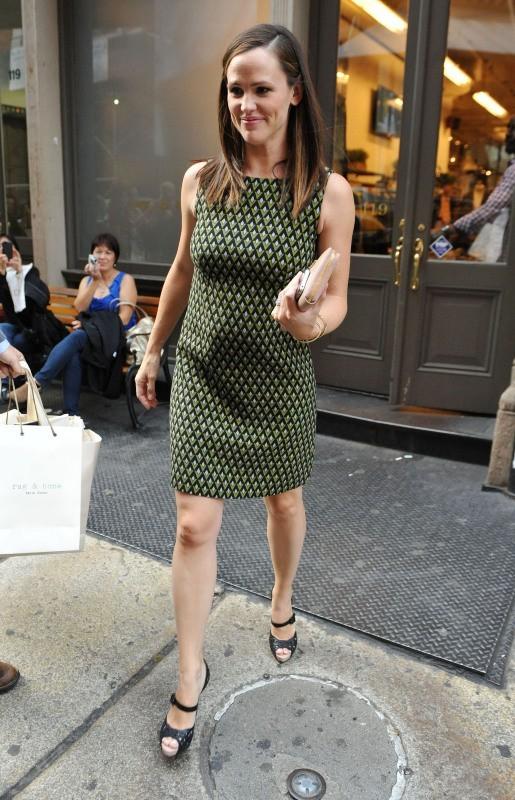 Jennifer Garner lors de la première du film Butter à New York, le 27 septembre 2012.