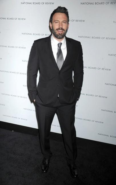 Ben Affleck le 8 janvier 2013 à New York