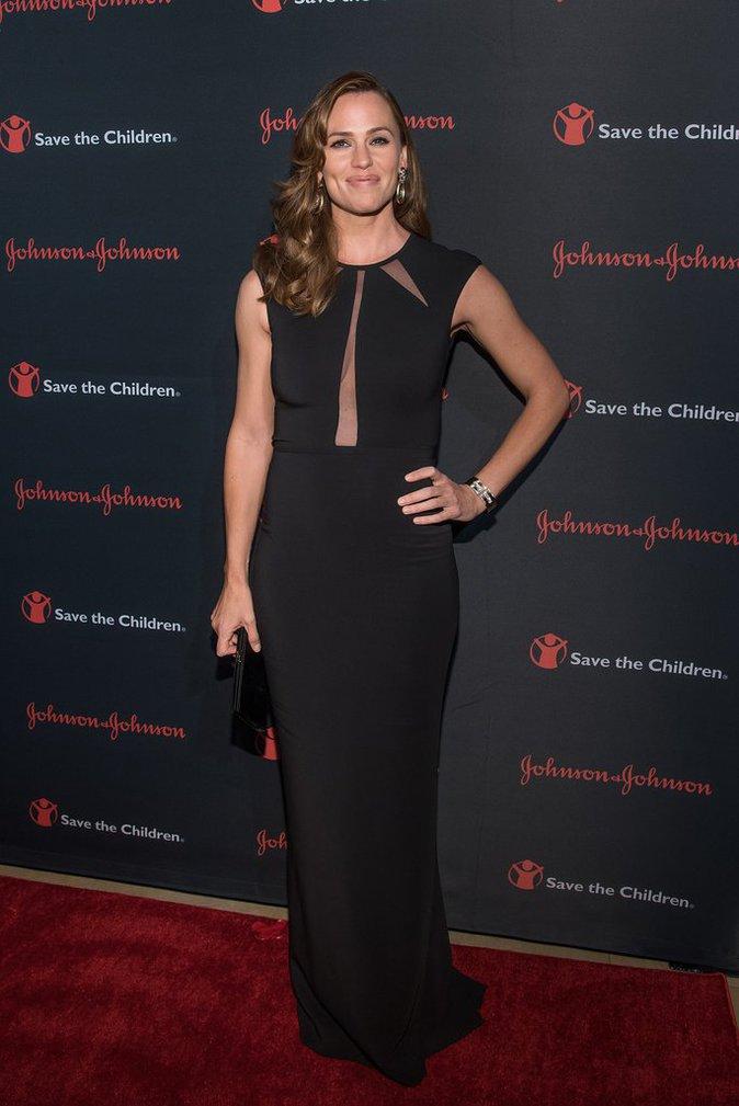 Jennifer Garner le 17 novembre 2015