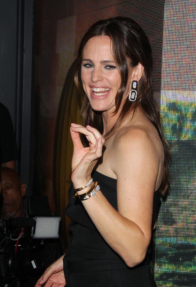 Jennifer Garner a fait sensation aux Teen Choice Awards