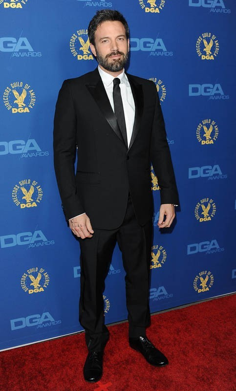 Ben Affleck et Jennifer Garner aux Directors Guild of America Awards